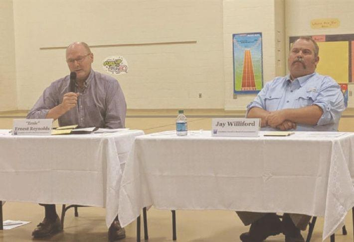 District 5 candidates tackle key issues | Times-Georgian